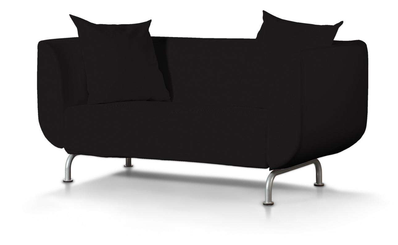 Strömstad 2-üléses kanapéhuzat  a kollekcióból Bútorszövet Cotton Panama, Dekoranyag: 702-09