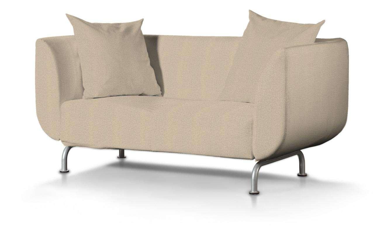 STROMSTAD dvivietės sofos užvalkalas STROMSTAD dvivietė sofa kolekcijoje Edinburgh , audinys: 115-78