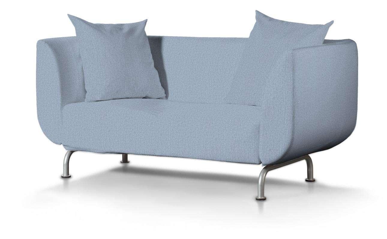 Pokrowiec na sofę Strömstad 2-osobową Sofa Stromstad 2-osobowa w kolekcji Chenille, tkanina: 702-13