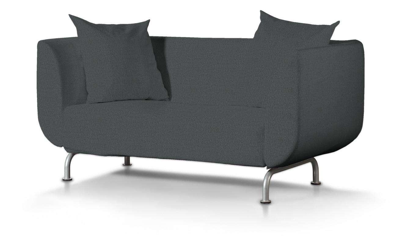 Pokrowiec na sofę Strömstad 2-osobową w kolekcji Chenille, tkanina: 702-20