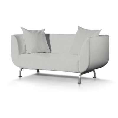 Pokrowiec na sofę Strömstad 2-osobową w kolekcji Chenille, tkanina: 702-23