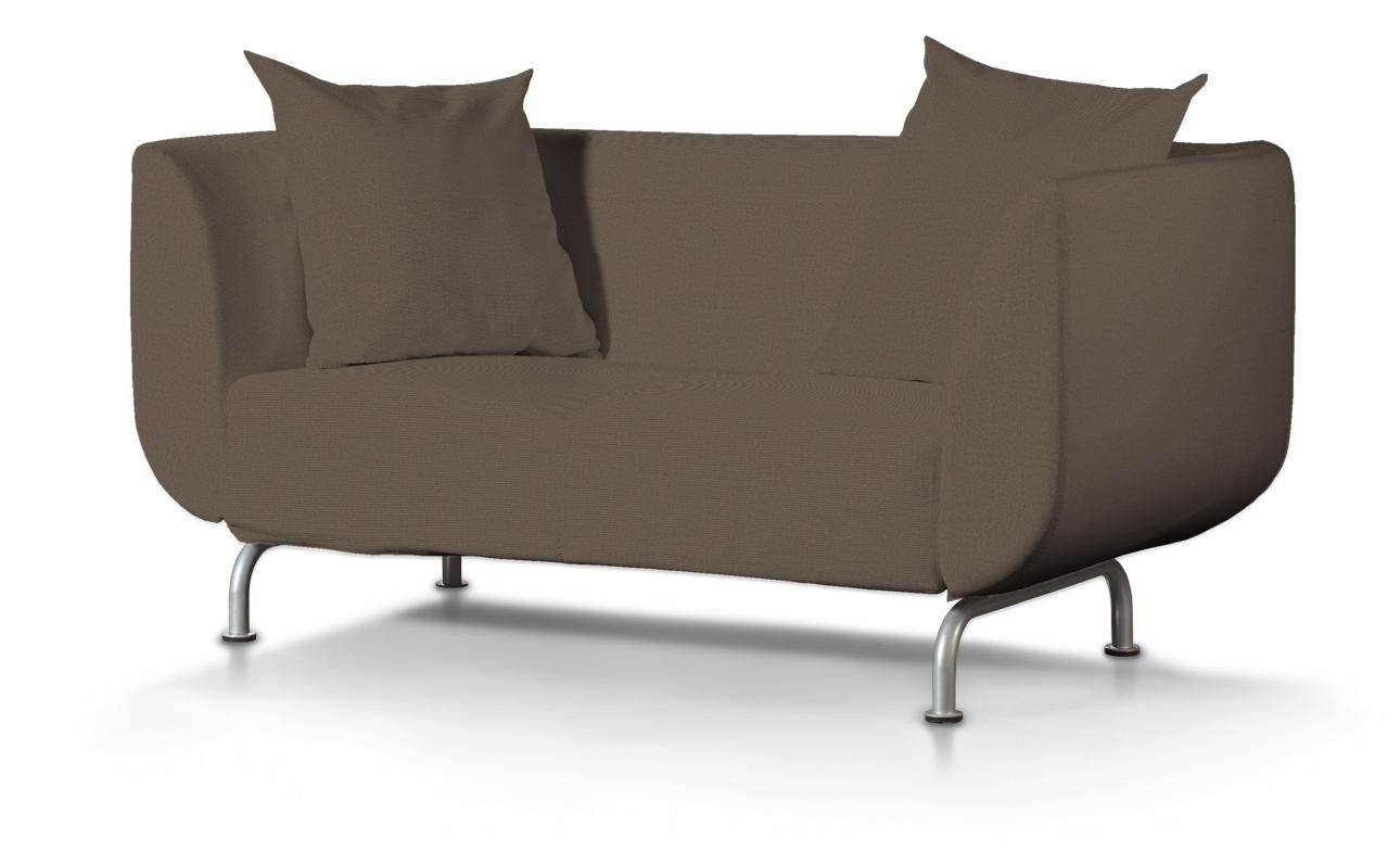 STROMSTAD dvivietės sofos užvalkalas STROMSTAD dvivietė sofa kolekcijoje Etna , audinys: 705-08