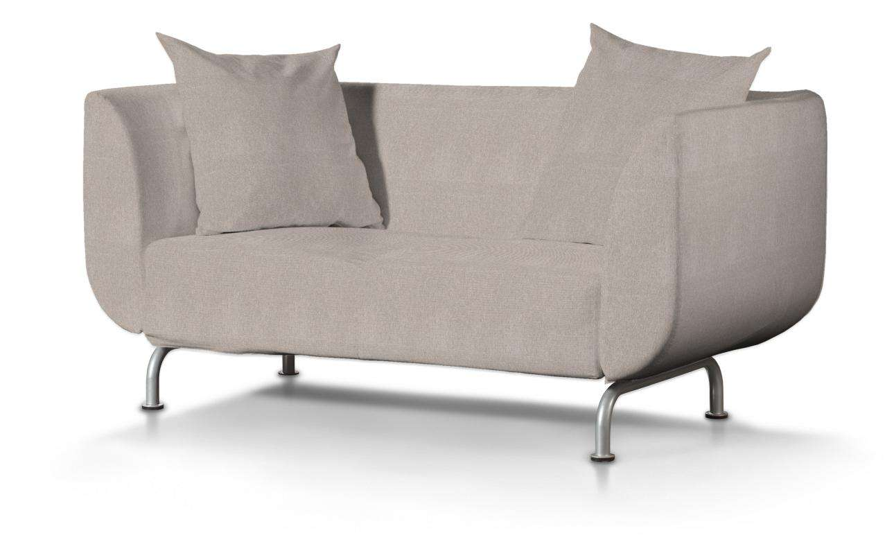 STROMSTAD dvivietės sofos užvalkalas STROMSTAD dvivietė sofa kolekcijoje Etna , audinys: 705-09