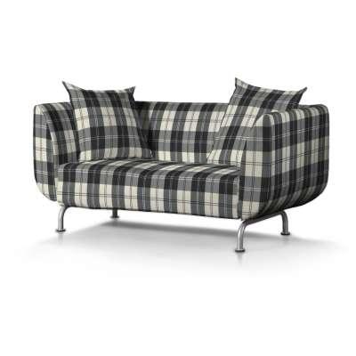 Pokrowiec na sofę Strömstad 2-osobową w kolekcji Edinburgh, tkanina: 115-74
