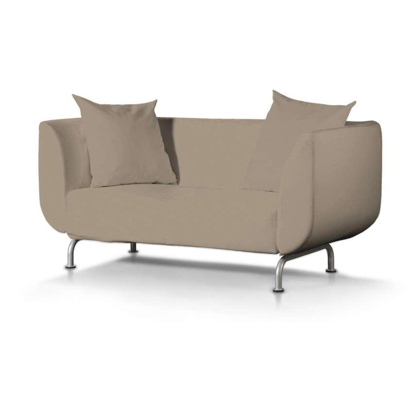 Str mstad 2 sitzer sofabezug grau braun sofa stromstad - Sofabezug braun ...