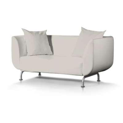 Pokrowiec na sofę Strömstad 2-osobową w kolekcji Cotton Panama, tkanina: 702-31
