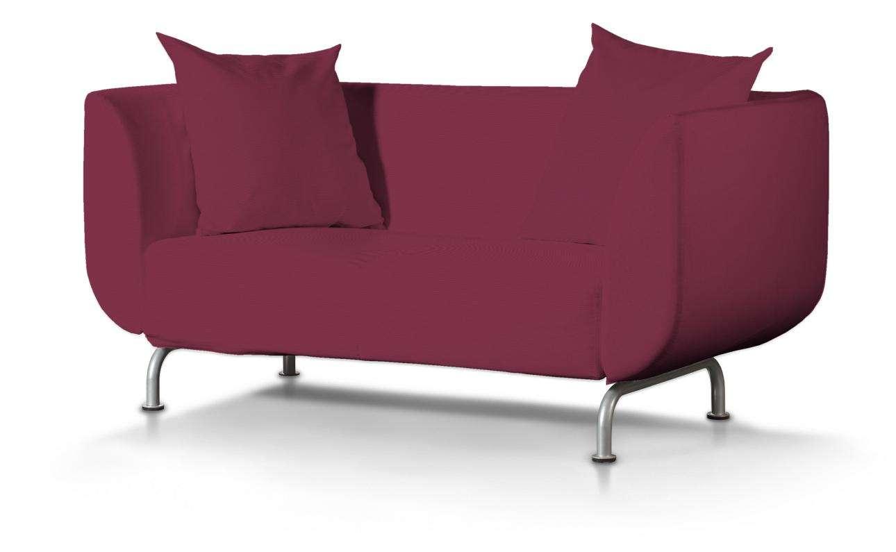 Pokrowiec na sofę Strömstad 2-osobową Sofa Stromstad 2-osobowa w kolekcji Cotton Panama, tkanina: 702-32