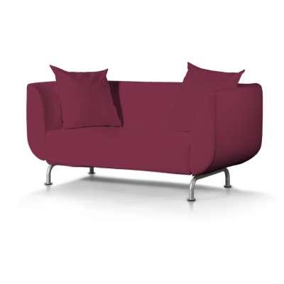 Pokrowiec na sofę Strömstad 2-osobową w kolekcji Cotton Panama, tkanina: 702-32