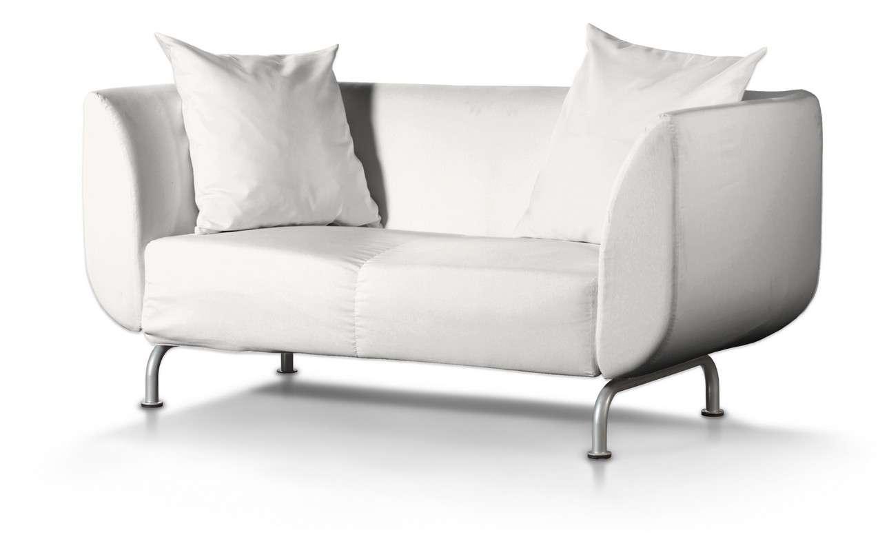 STROMSTAD dvivietės sofos užvalkalas STROMSTAD dvivietė sofa kolekcijoje Cotton Panama, audinys: 702-34