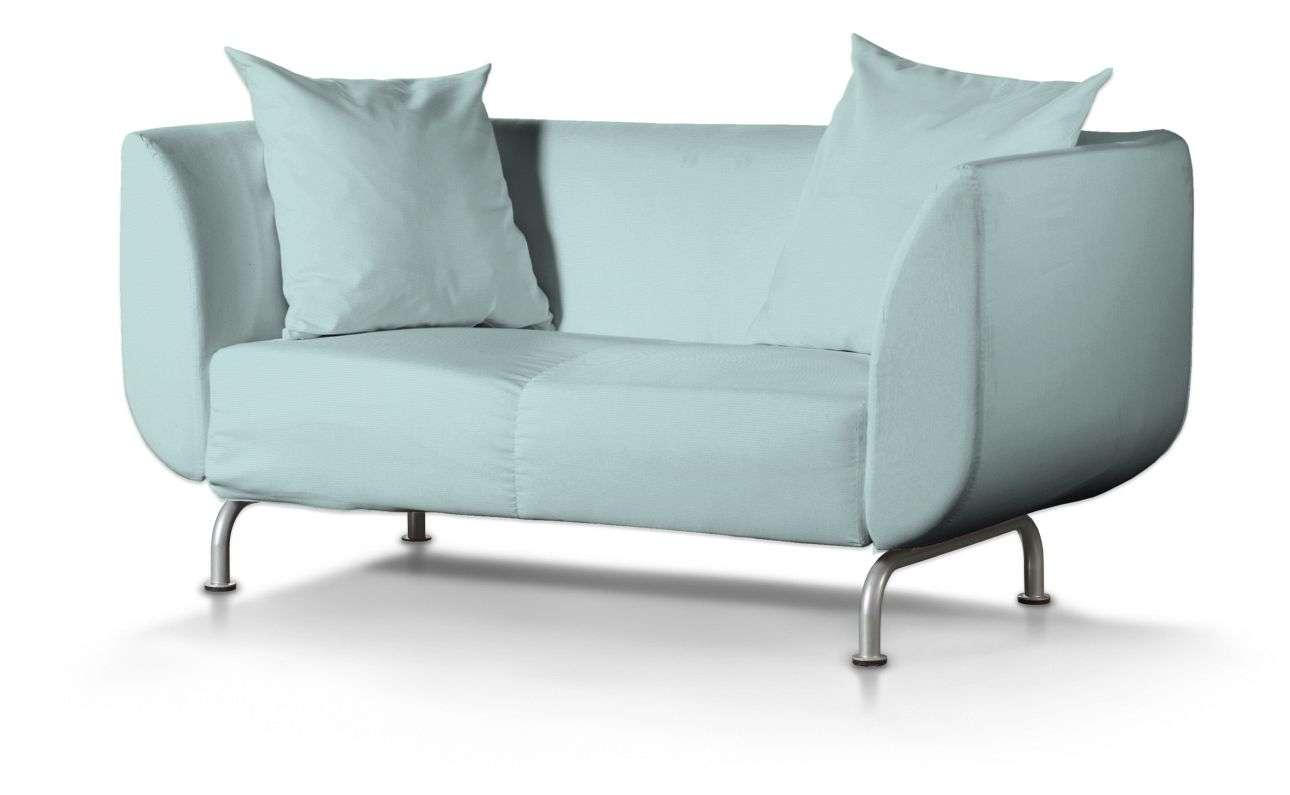 Pokrowiec na sofę Strömstad 2-osobową Sofa Stromstad 2-osobowa w kolekcji Cotton Panama, tkanina: 702-10