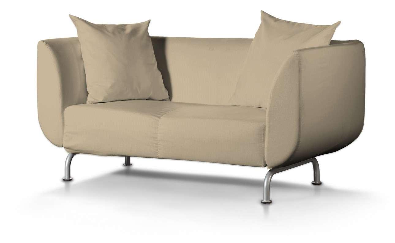 Pokrowiec na sofę Strömstad 2-osobową w kolekcji Living II, tkanina: 160-82