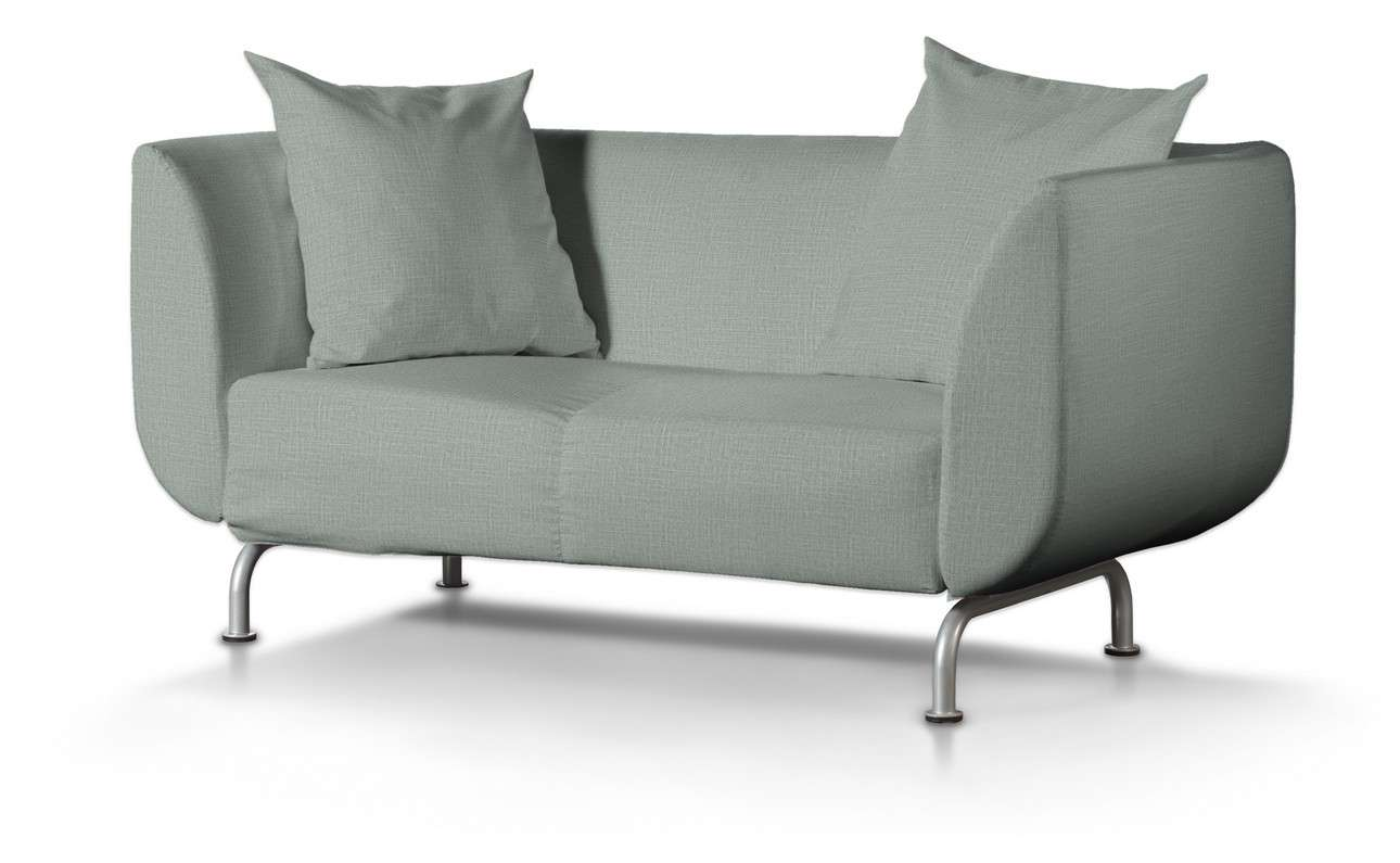 Pokrowiec na sofę Strömstad 2-osobową w kolekcji Living, tkanina: 160-86