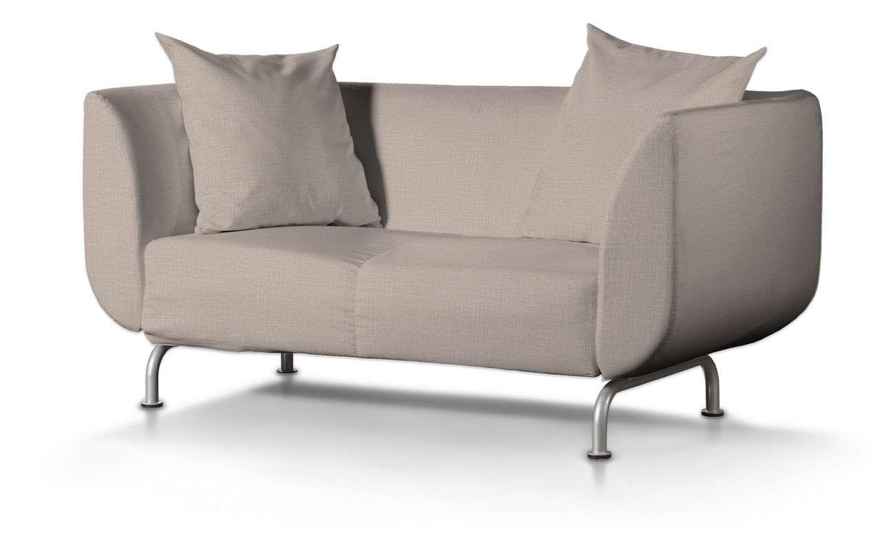 Pokrowiec na sofę Strömstad 2-osobową w kolekcji Living II, tkanina: 160-85