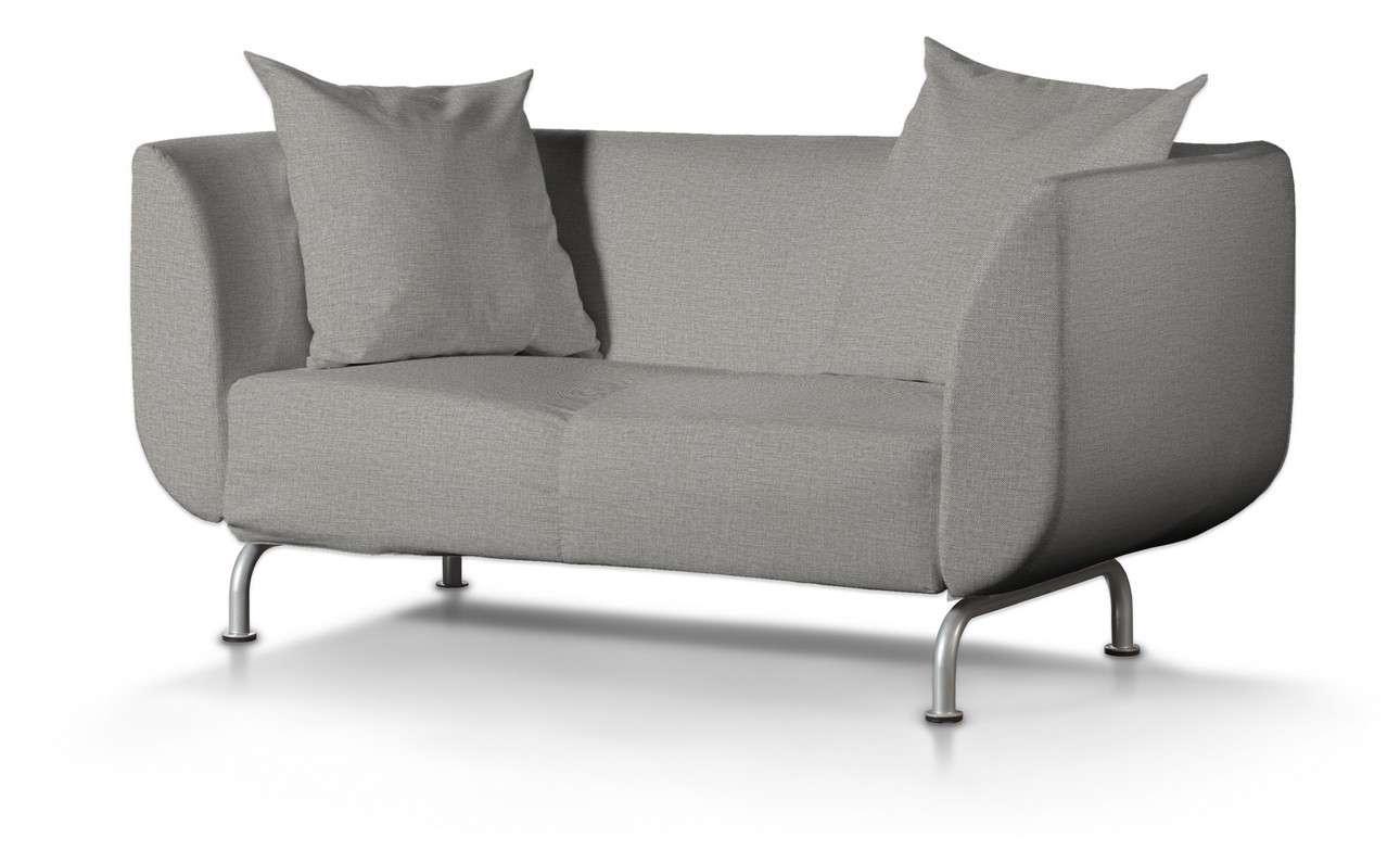 Pokrowiec na sofę Strömstad 2-osobową w kolekcji Living II, tkanina: 160-89