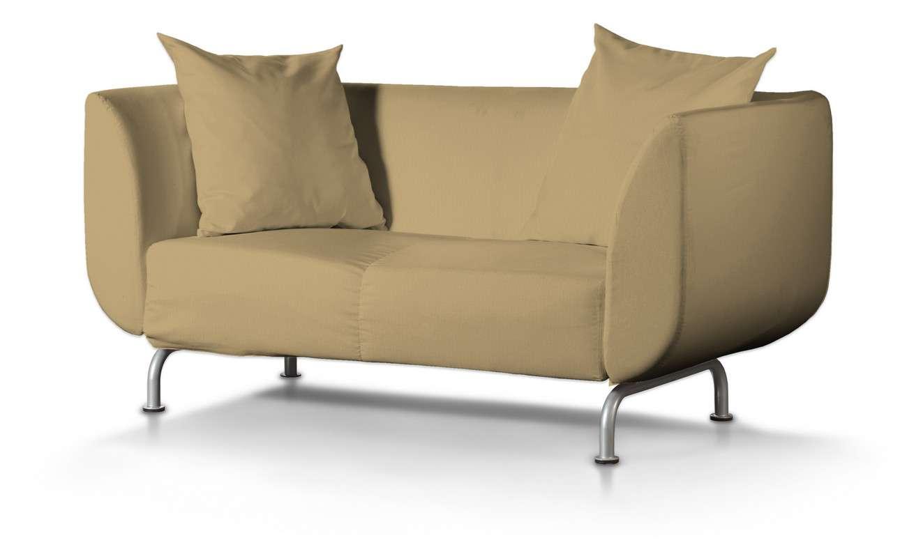 Pokrowiec na sofę Strömstad 2-osobową w kolekcji Living II, tkanina: 160-93