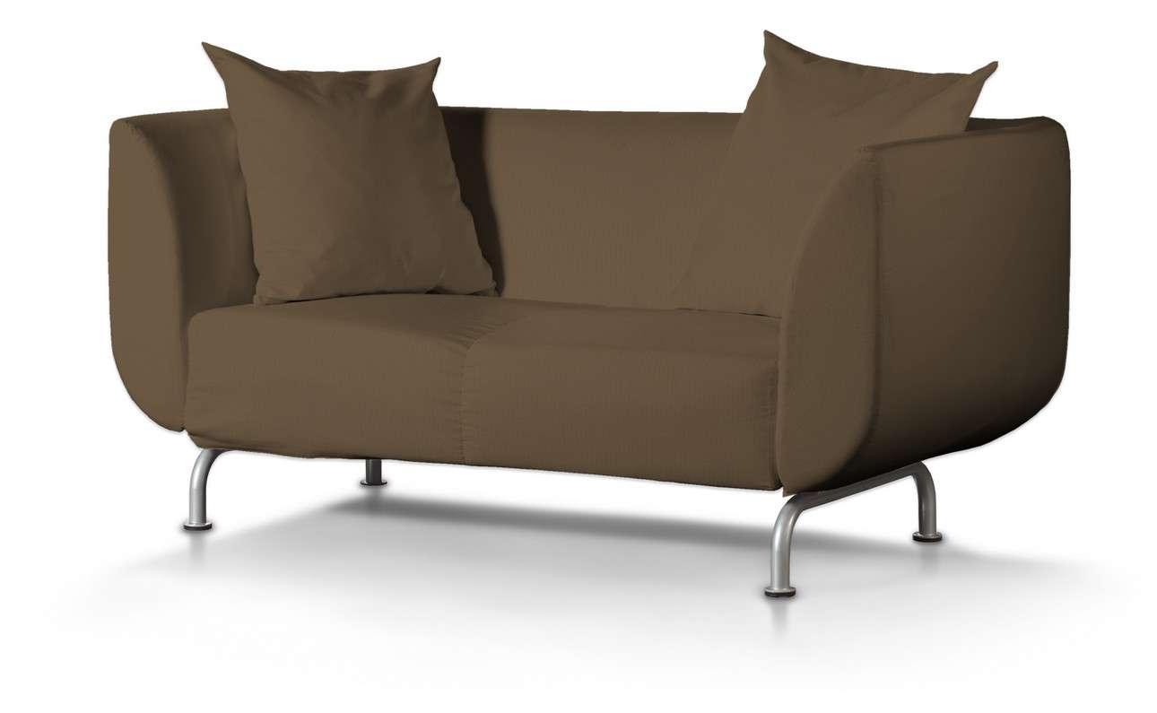 Pokrowiec na sofę Strömstad 2-osobową w kolekcji Living II, tkanina: 160-94