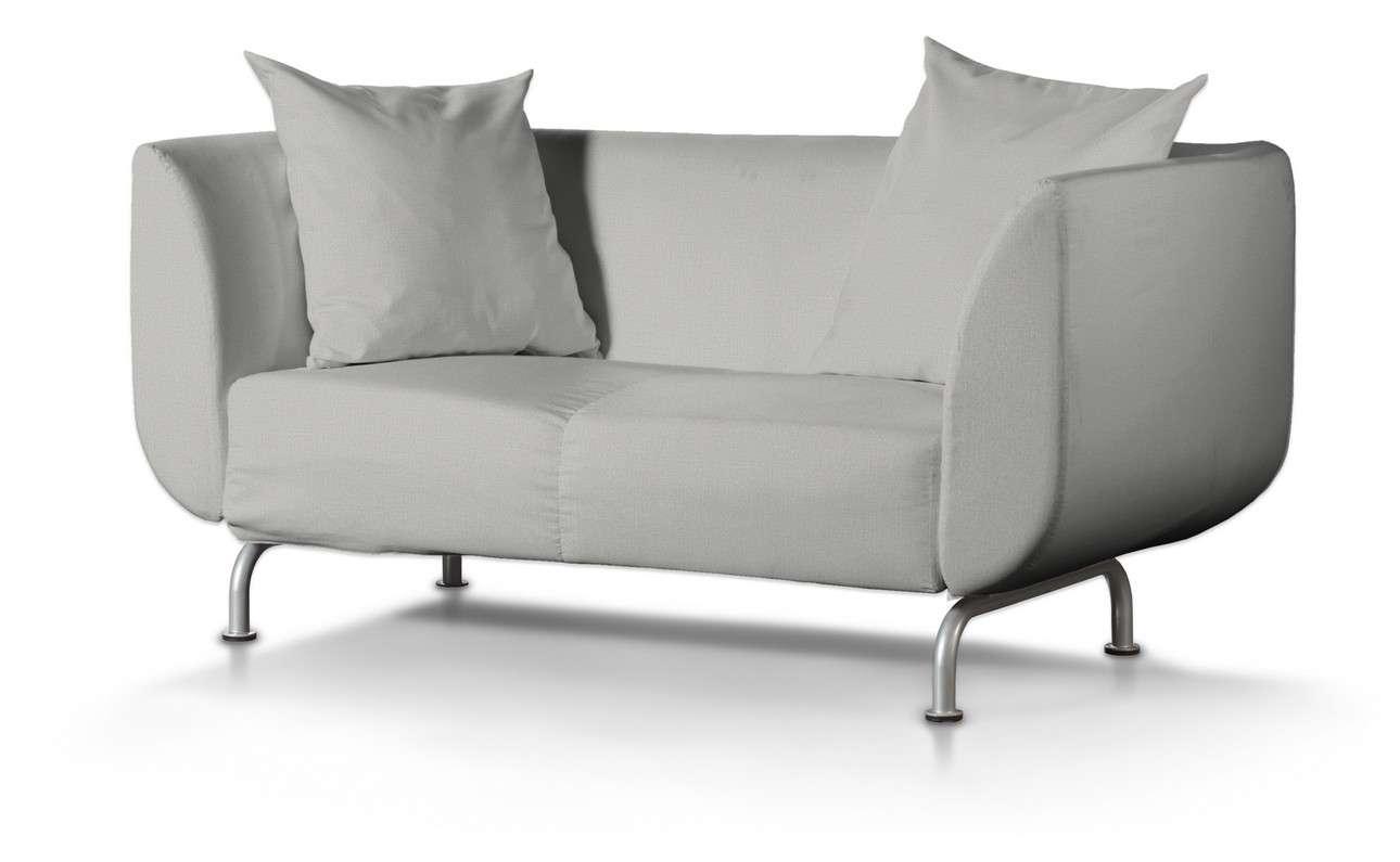 Pokrowiec na sofę Strömstad 2-osobową w kolekcji Living, tkanina: 161-18