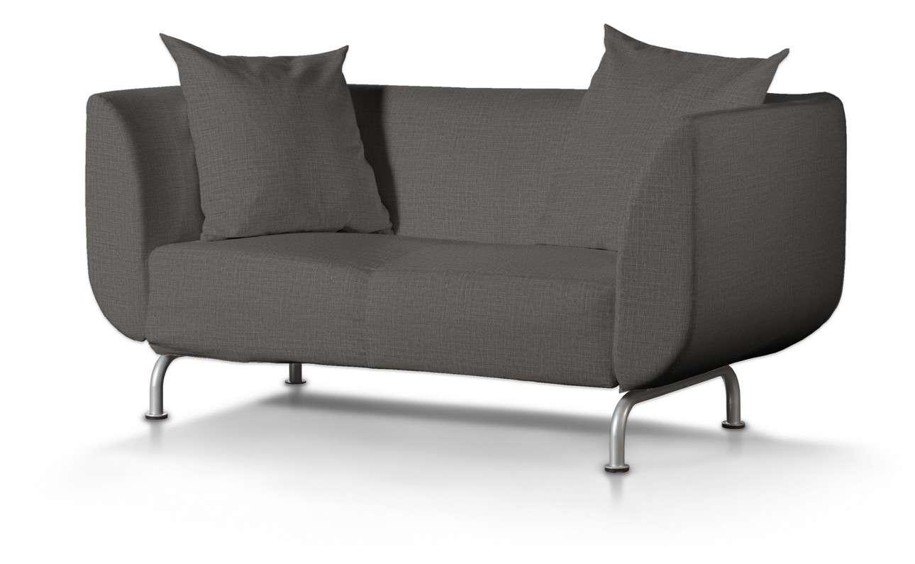 Pokrowiec na sofę Strömstad 2-osobową w kolekcji Living II, tkanina: 161-16