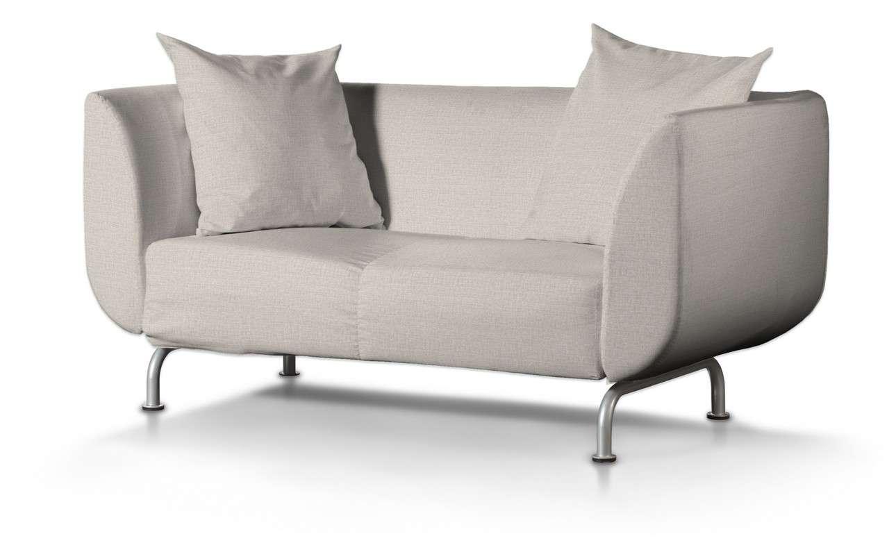 Pokrowiec na sofę Strömstad 2-osobową w kolekcji Living, tkanina: 161-00
