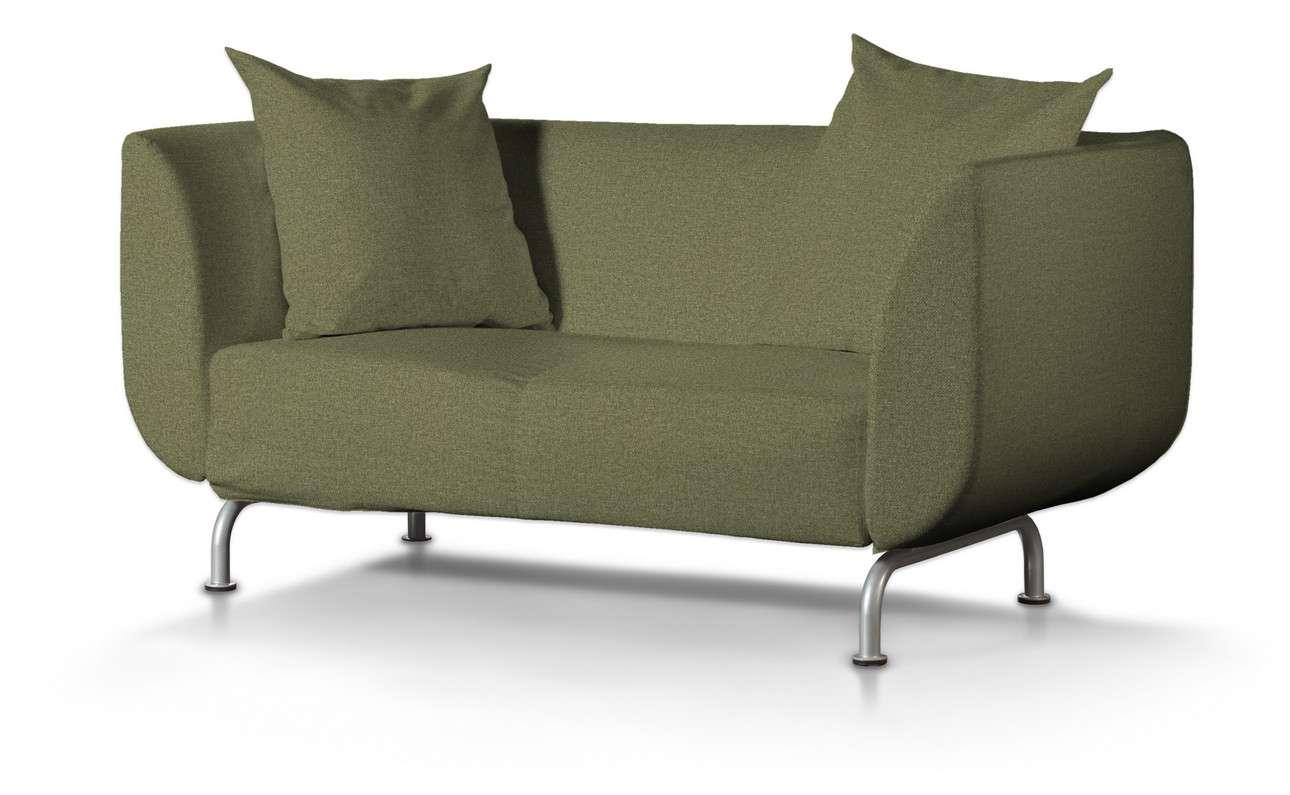 Pokrowiec na sofę Strömstad 2-osobową w kolekcji Madrid, tkanina: 161-22