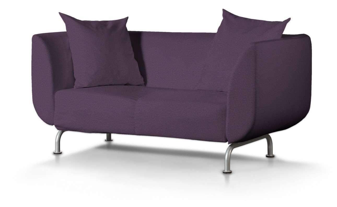 Pokrowiec na sofę Strömstad 2-osobową w kolekcji Etna, tkanina: 161-27