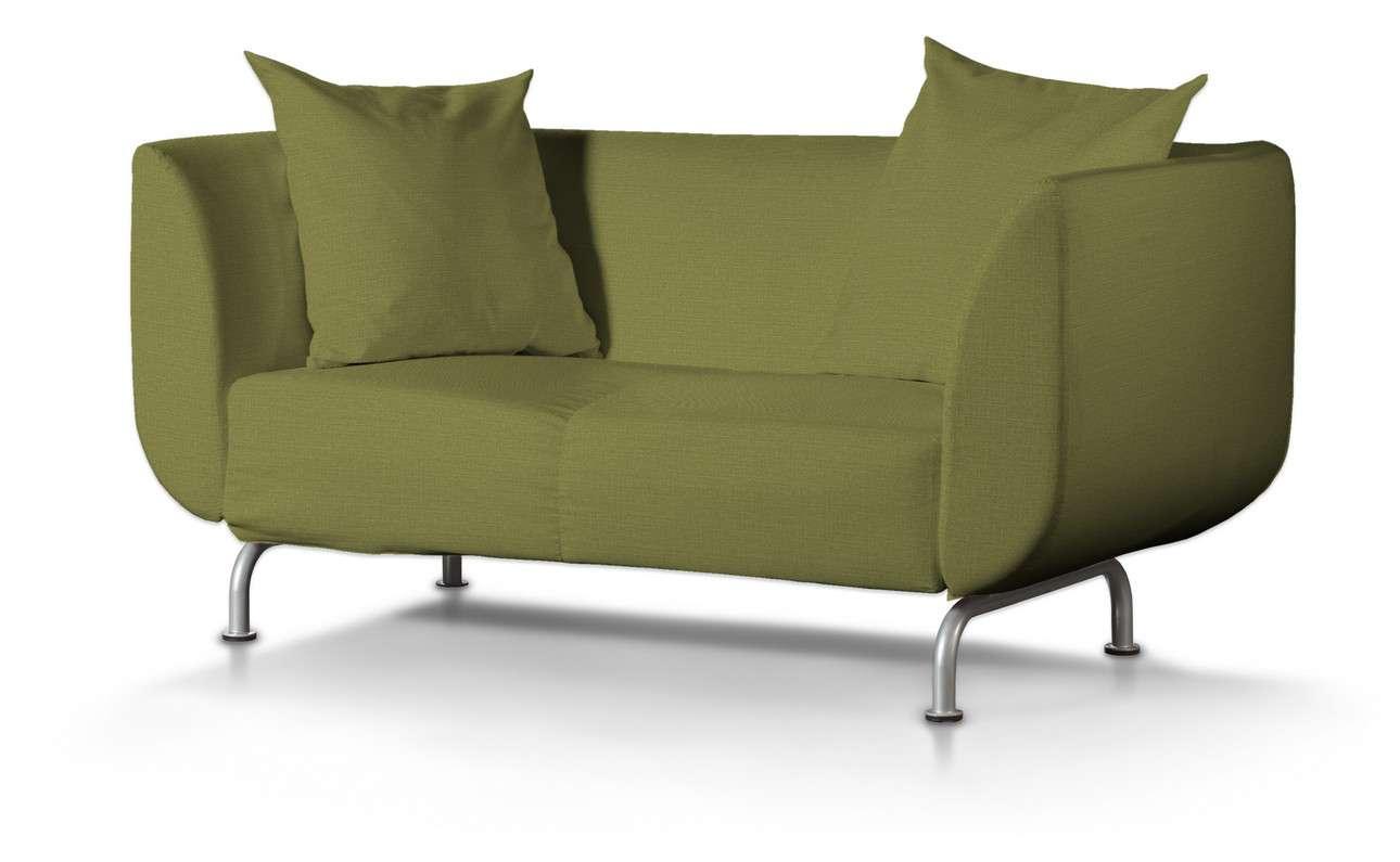 Pokrowiec na sofę Strömstad 2-osobową w kolekcji Living II, tkanina: 161-13
