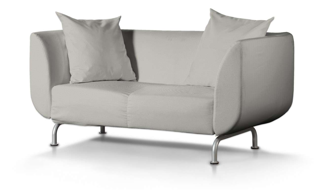 Pokrowiec na sofę Strömstad 2-osobową w kolekcji Bergen, tkanina: 161-84