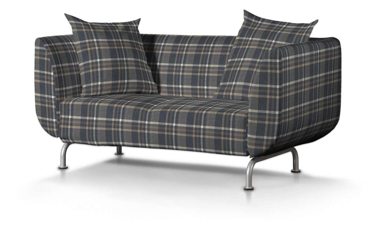 Pokrowiec na sofę Strömstad 2-osobową w kolekcji Edinburgh, tkanina: 703-16