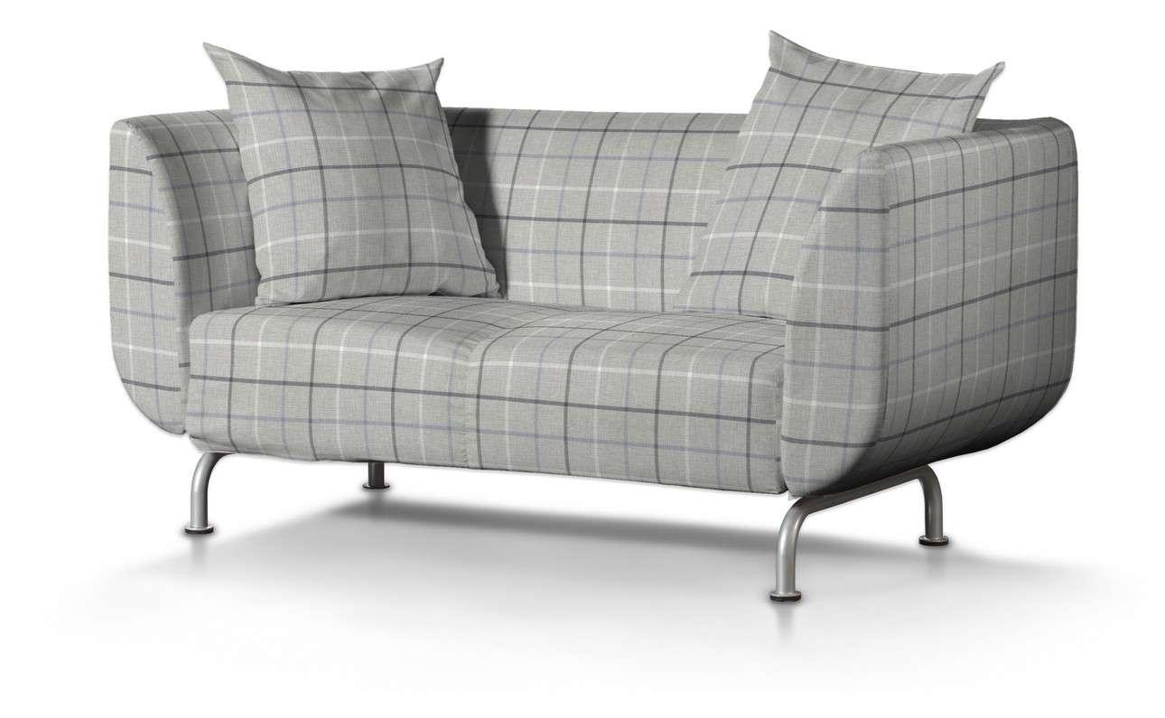 Pokrowiec na sofę Strömstad 2-osobową w kolekcji Edinburgh, tkanina: 703-18