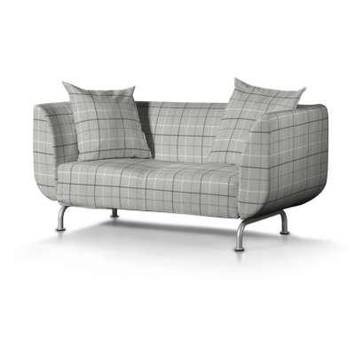 Strömstad klädsel 2-sits soffa