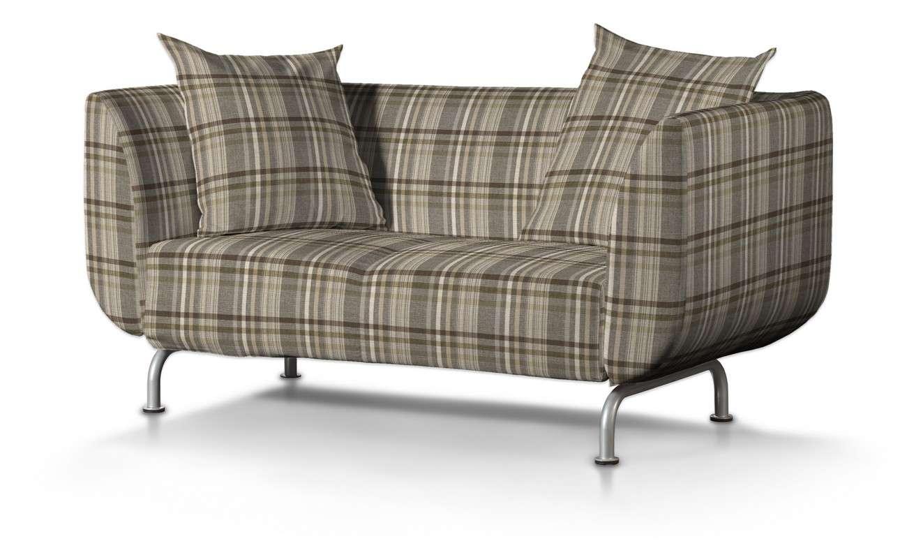Pokrowiec na sofę Strömstad 2-osobową w kolekcji Edinburgh, tkanina: 703-17