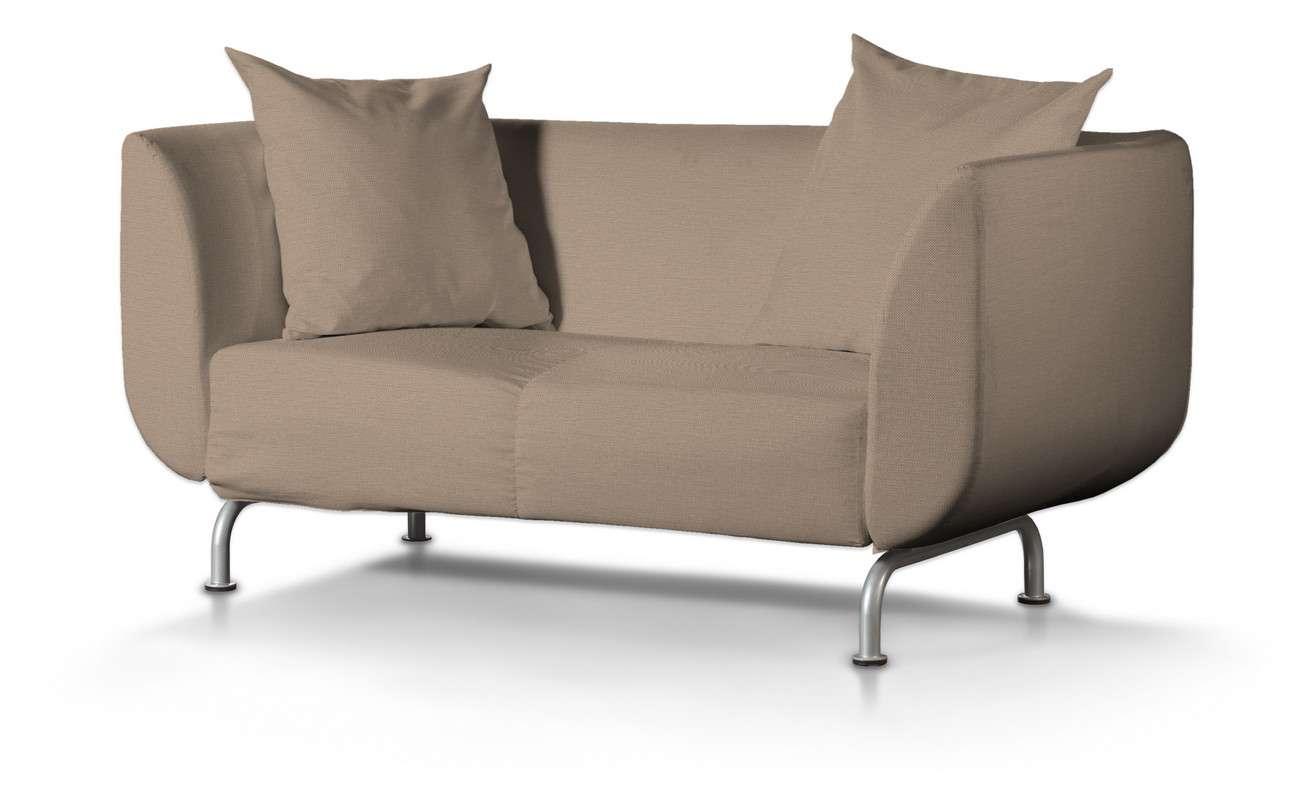 Pokrowiec na sofę Strömstad 2-osobową w kolekcji Bergen, tkanina: 161-75
