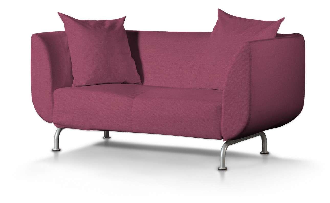 Pokrowiec na sofę Strömstad 2-osobową w kolekcji Living, tkanina: 160-44
