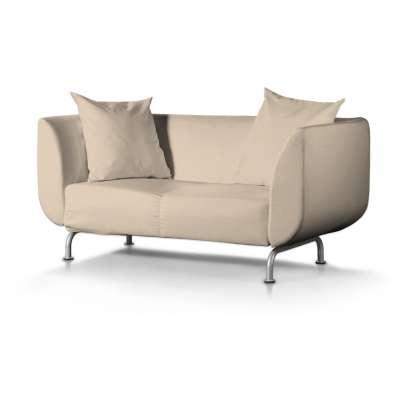 Pokrowiec na sofę Strömstad 2-osobową w kolekcji Living, tkanina: 160-61