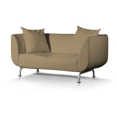 Pokrowiec na sofę Strömstad 2-osobową w kolekcji Living, tkanina: 161-50