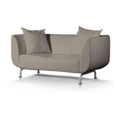 Pokrowiec na sofę Strömstad 2-osobową w kolekcji Living, tkanina: 161-53
