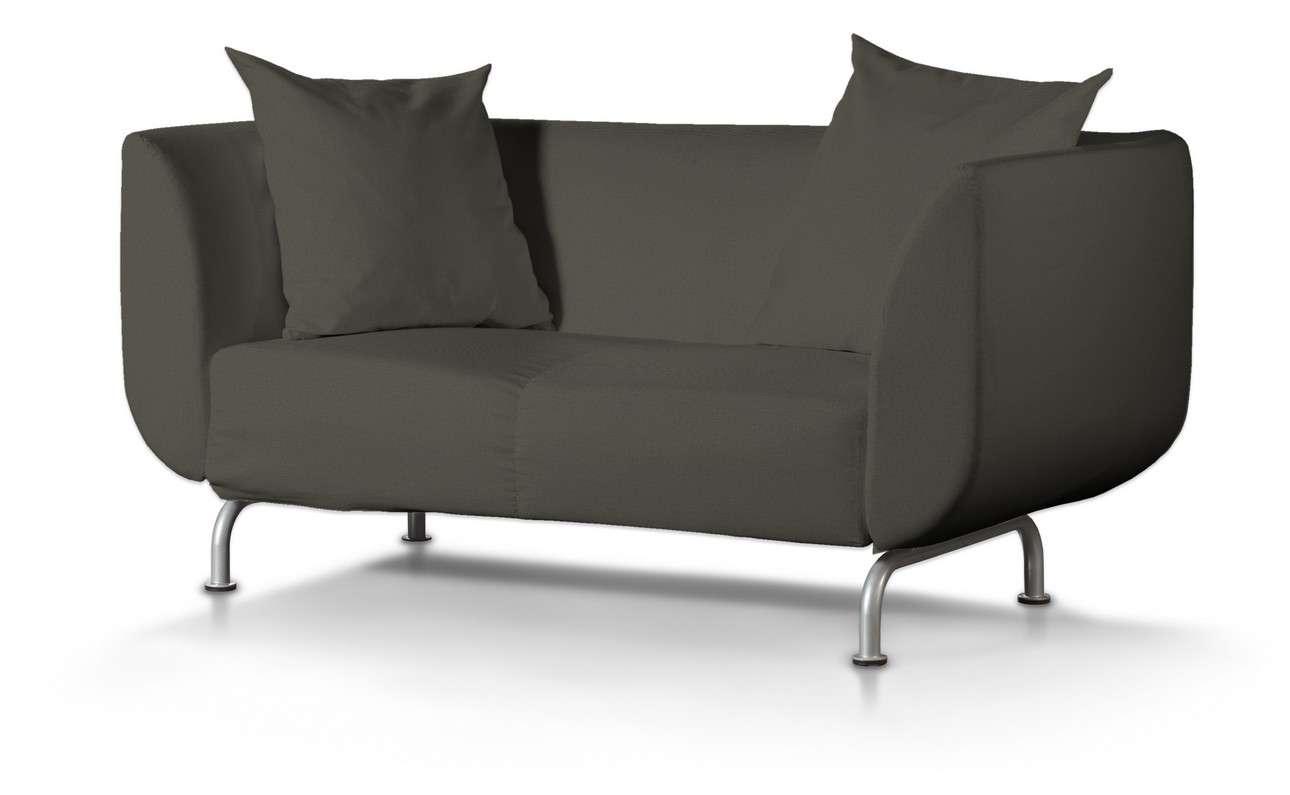 Pokrowiec na sofę Strömstad 2-osobową w kolekcji Living, tkanina: 161-55