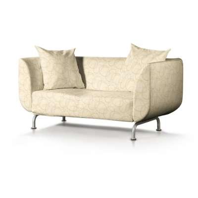 Pokrowiec na sofę Strömstad 2-osobową w kolekcji Living, tkanina: 161-81