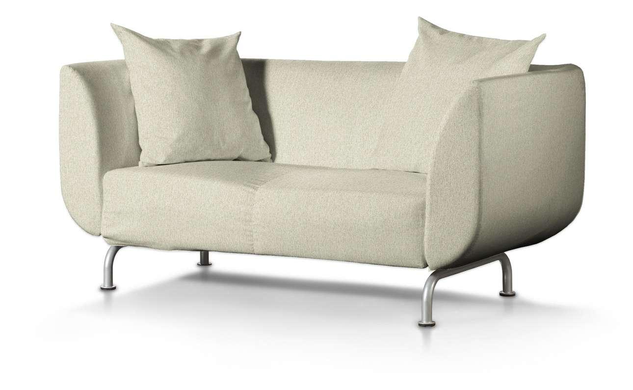 Pokrowiec na sofę Strömstad 2-osobową w kolekcji Living, tkanina: 161-62