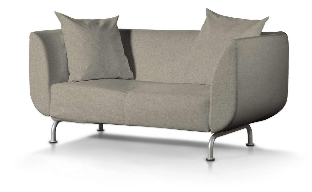 Pokrowiec na sofę Strömstad 2-osobową w kolekcji City, tkanina: 704-80