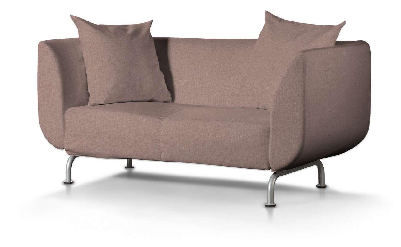 Pokrowiec na sofę Strömstad 2-osobową w kolekcji City, tkanina: 704-83