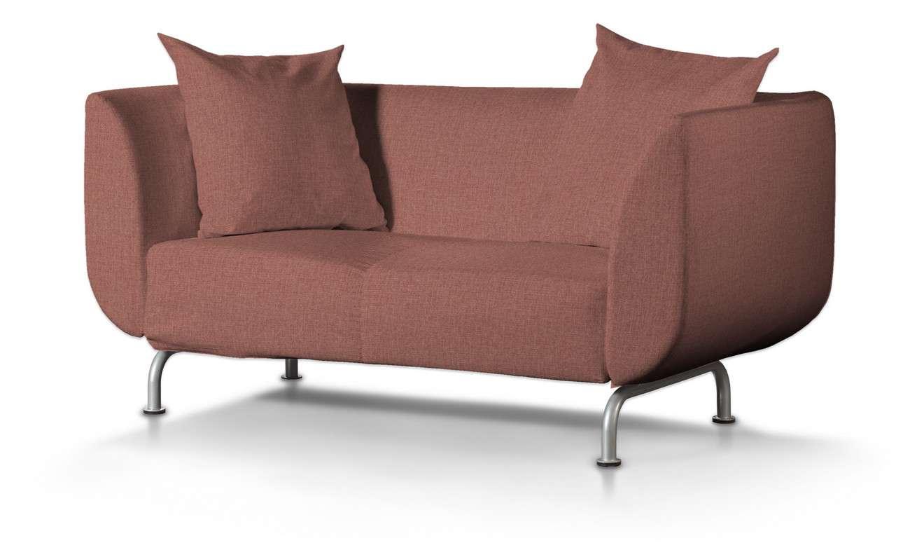 Pokrowiec na sofę Strömstad 2-osobową w kolekcji City, tkanina: 704-84