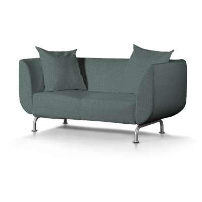Pokrowiec na sofę Strömstad 2-osobową w kolekcji City, tkanina: 704-85
