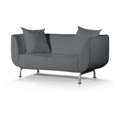 Pokrowiec na sofę Strömstad 2-osobową w kolekcji City, tkanina: 704-86