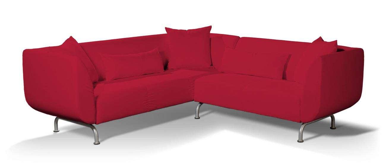 Strömstad 3+2-Sitzer Sofabezug Stromstad 3+2-sitzer von der Kollektion Cotton Panama, Stoff: 702-04
