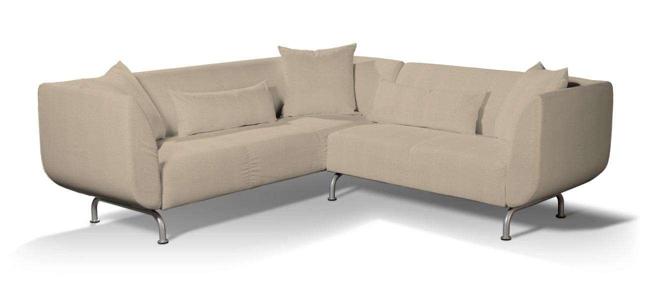 STROMSTAD 3+2 vietų kampinės sofos užvalkalas STROMSTAD 3+2 vietų kampinės sofos užvalkalas kolekcijoje Edinburgh , audinys: 115-78