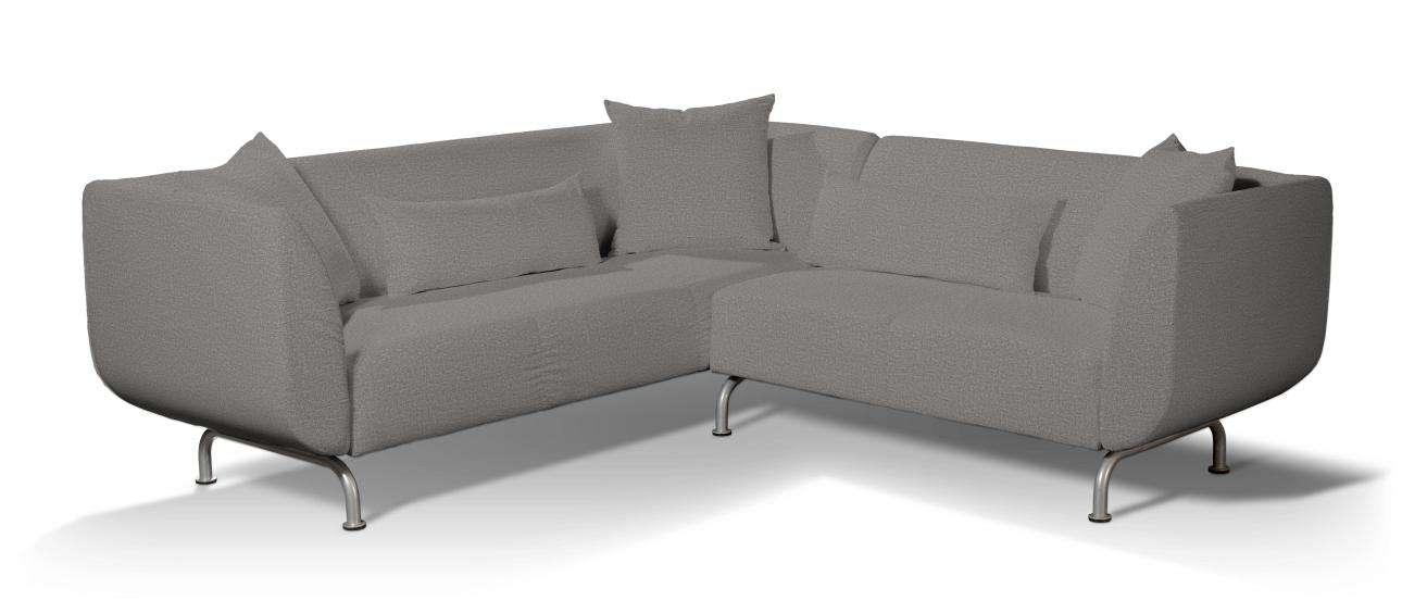 Pokrowiec na sofę narożną 3+2 Strömstad Sofa narożna 3+2 Stromstad w kolekcji Edinburgh, tkanina: 115-81