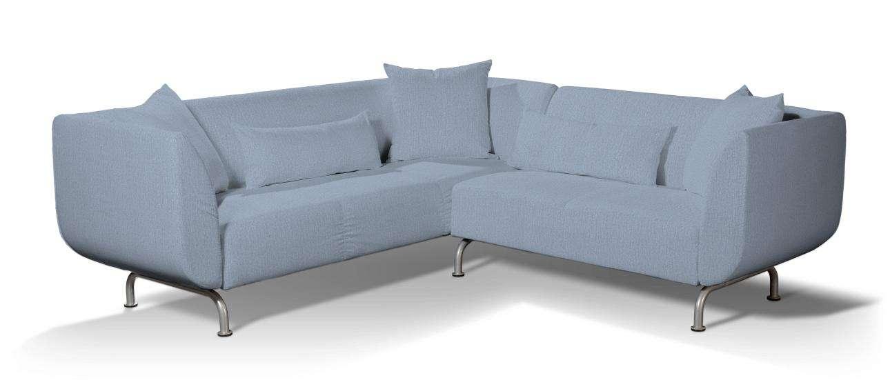 STROMSTAD 3+2 vietų kampinės sofos užvalkalas STROMSTAD 3+2 vietų kampinės sofos užvalkalas kolekcijoje Chenille, audinys: 702-13