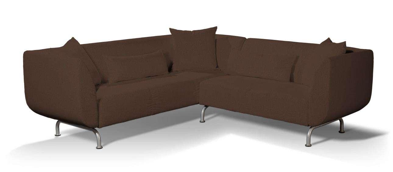 Pokrowiec na sofę narożną 3+2 Strömstad Sofa narożna 3+2 Stromstad w kolekcji Chenille, tkanina: 702-18