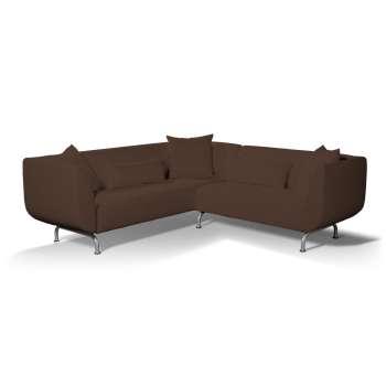 STROMSTAD 3+2 vietų kampinės sofos užvalkalas STROMSTAD 3+2 vietų kampinės sofos užvalkalas kolekcijoje Chenille, audinys: 702-18